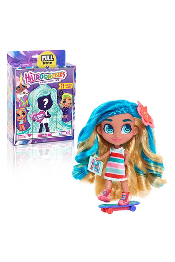 Just Play Hairdorable Doll