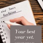 New Year Resolution 1