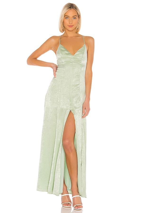 Mint dress, a cheaper alternative to Tracee Ellis Ross' mint green dress