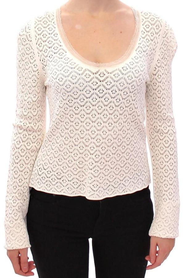 Crochet top from D'SORO luxury fashion