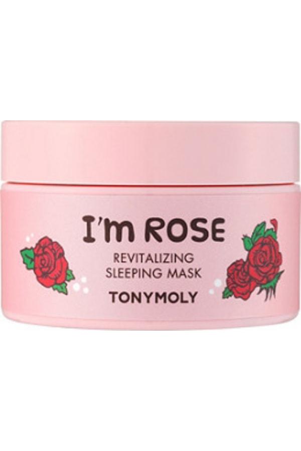 I'm Rose Revitalizing Sleeping Mask by TONYMOLY