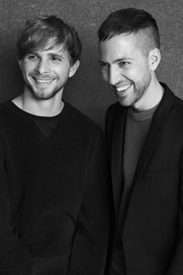 Peter Pilotto and Christopher De Vos for Peter Pilotto
