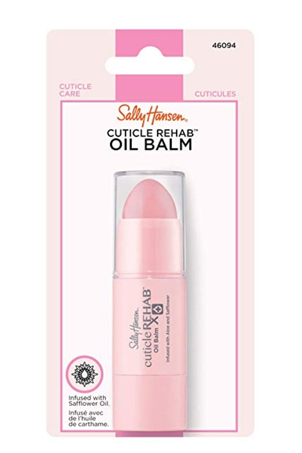 Cuticle care -- Sally Hansen cuticle balm