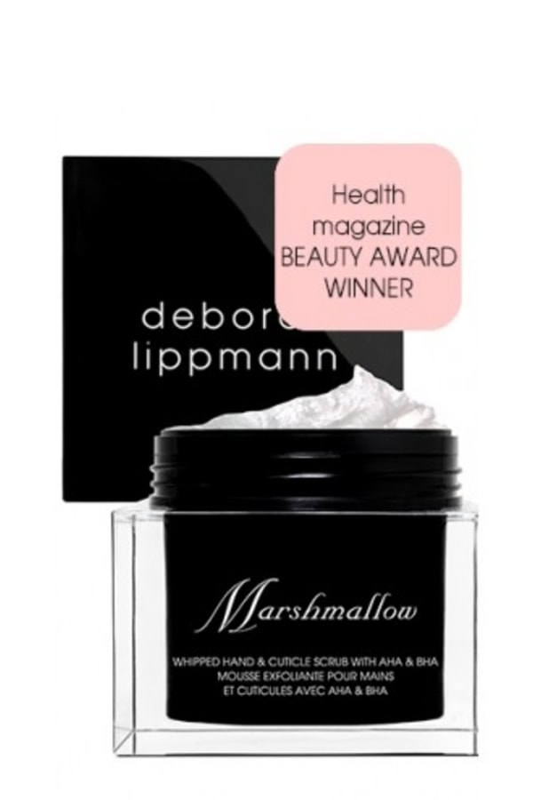 Deborah Lippman Marshmallow Whipped Hand and Cuticle Scrub