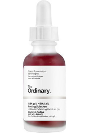 The Ordinary peeling solution