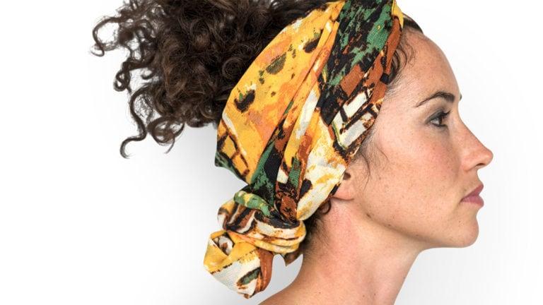 hair scarf 2