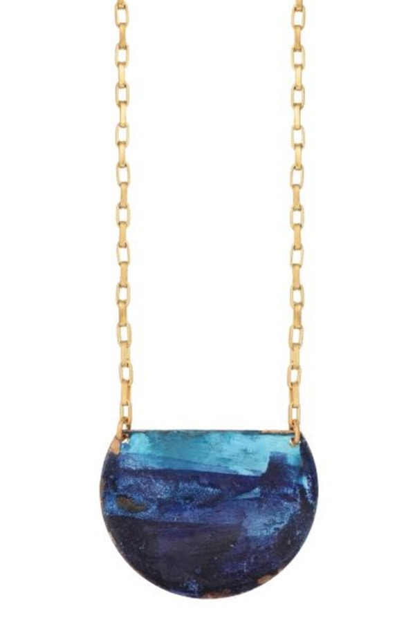 Necklace by small fashion brand We Dream in Colour