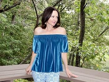Catherine Brock Budget Fashionista
