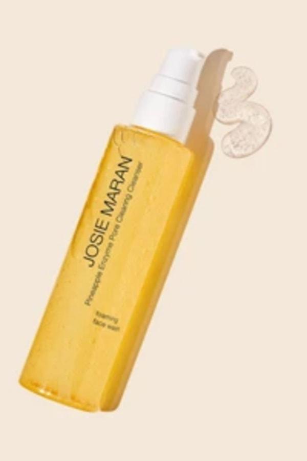 Jose Maran cleanser to brighten skin