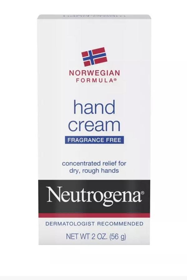 Neutrogena Norwegian formulla hand