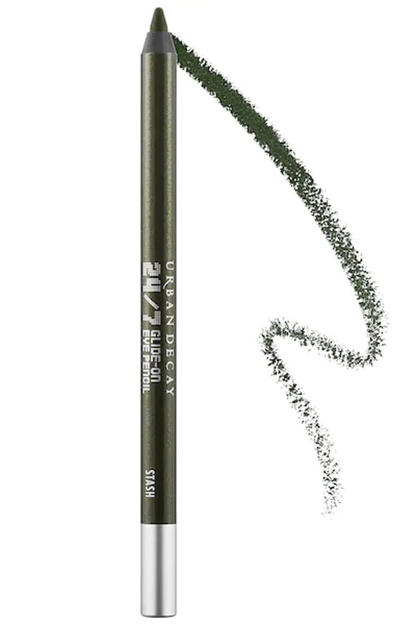 Urban Decay green eyeliner