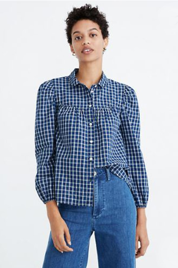 Peter Pan top by Madewell