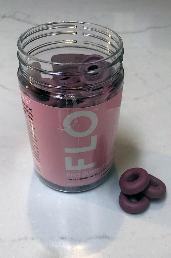 Flo gummies for PMS