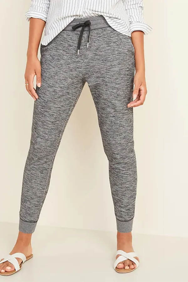 Grey joggers from Old Navy