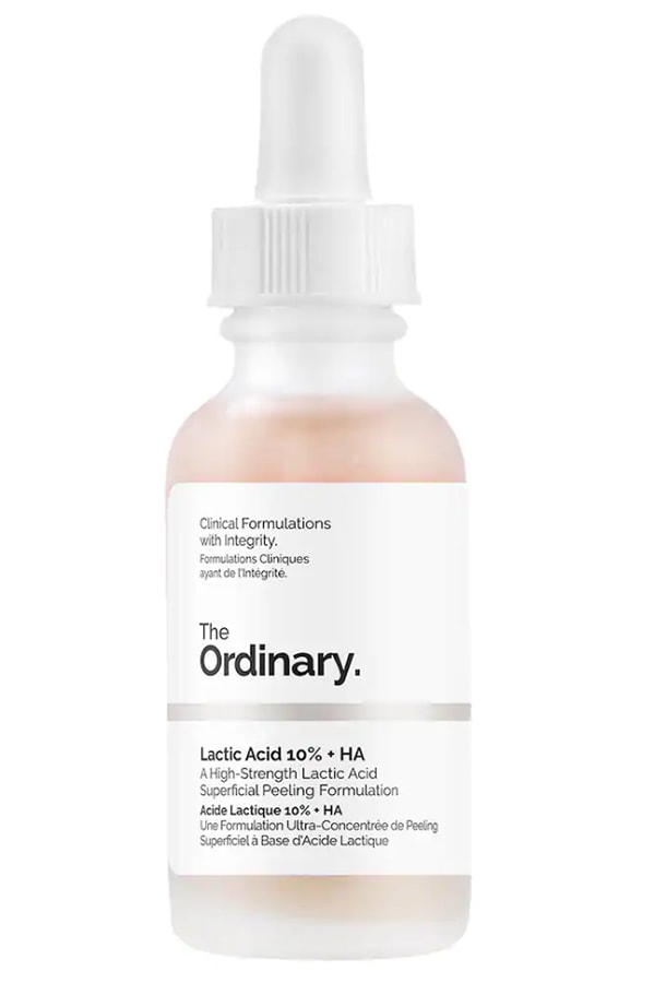 The Ordinary lactic acid for acne scars
