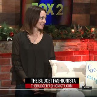 Catherine Brock on Fox 2 News