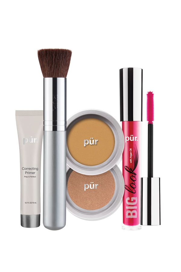 PUR essentials beauty set