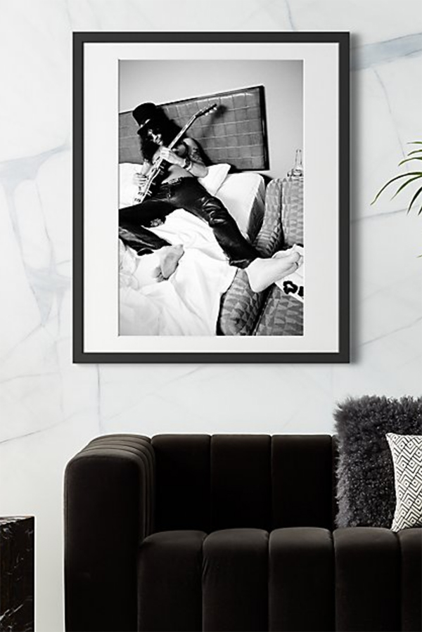 Print of Slash from CB2 store
