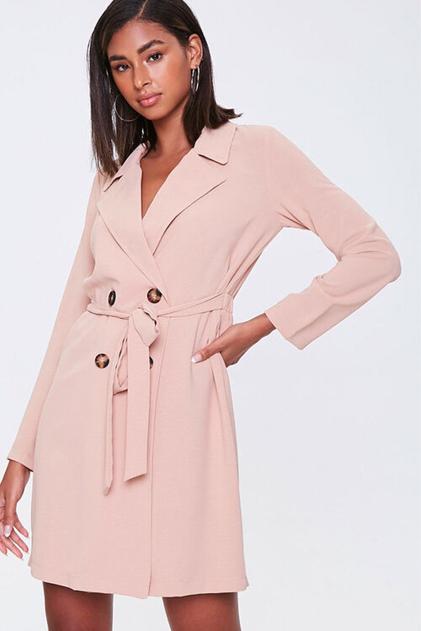 Lightweight knit trenchcoat from Forever 21