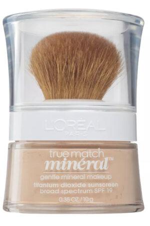 L'Oreal True Match Mineral Makeup