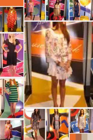 Target Go International collage of dresses