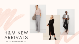 H&M new arrivals for women over 40