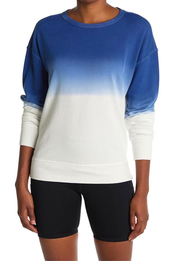 Dip dye sweatshirt from Nordstrom Rack
