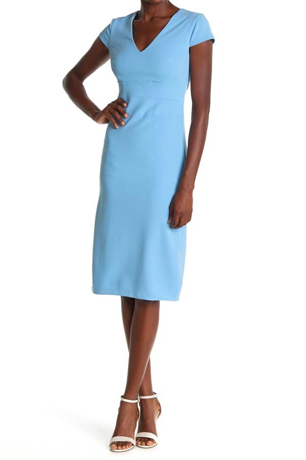 Blue dress from Nordstrom Rack