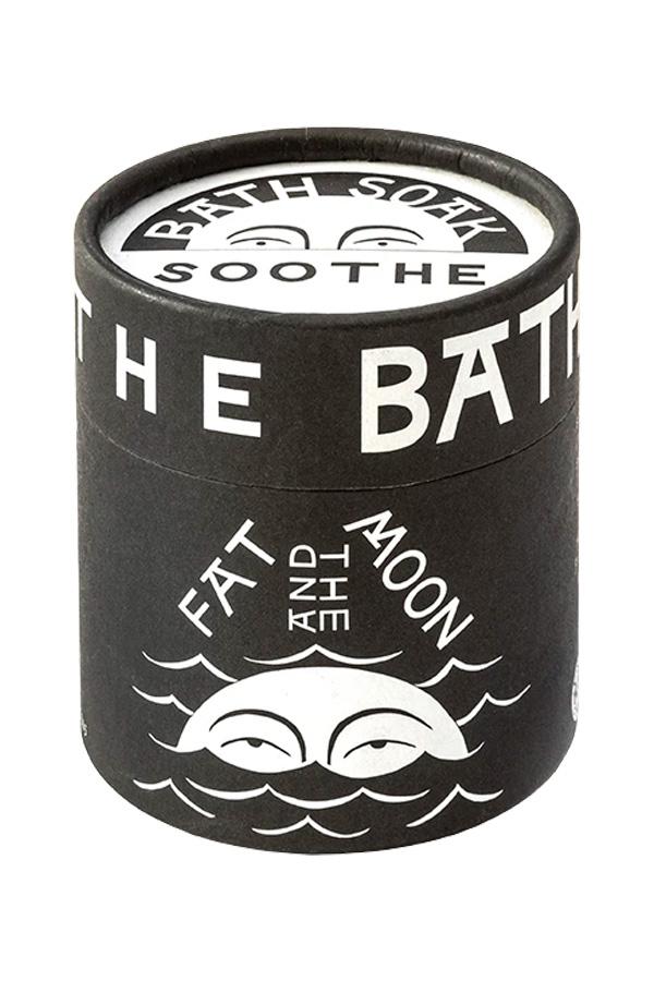 Zero waste bath soak by Fat and Moon
