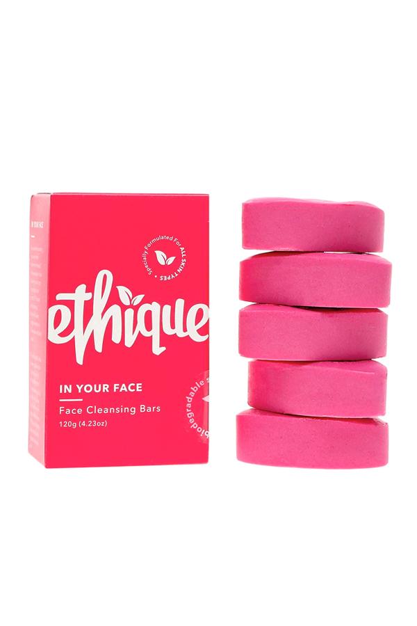 Ethique zero waste face soap