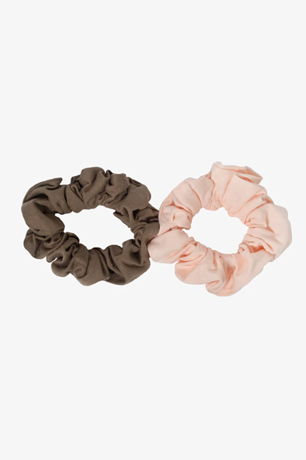 Compostable scrunchies