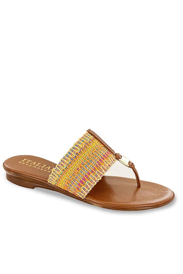 Woven summer sandal from DSW.