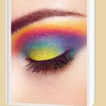 Hot summer makeup trends.
