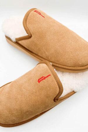 Pabooj slippers.