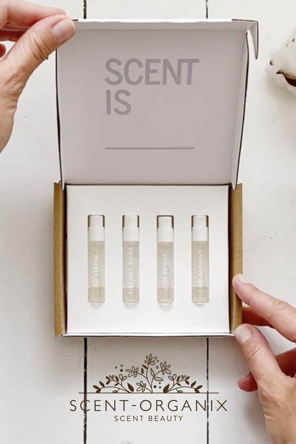 Fragrance kit from Amazon beauty.