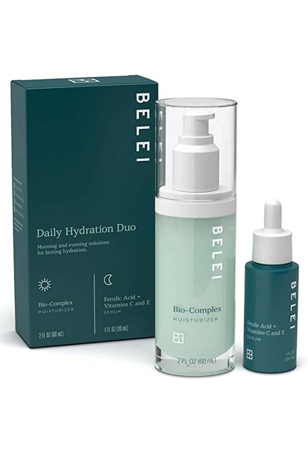 Belei skin care kit from Amazon Holiday Beauty Haul.